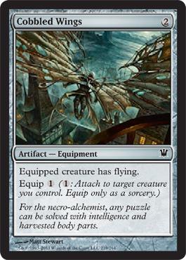 Cobbled Wings - Foil