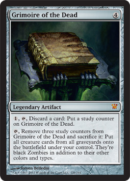 Grimoire of the Dead - Foil