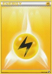 Lightning Energy - 108/114 - Common - Reverse Holo