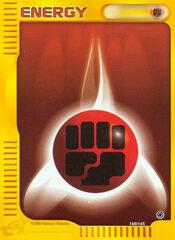 Fighting Energy - 160/165 - Common - Reverse Holo