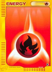 Fire Energy - 161/165 - Common - Reverse Holo