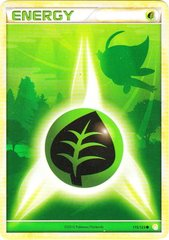 Grass Energy - 115/123 - Common - Reverse Holo