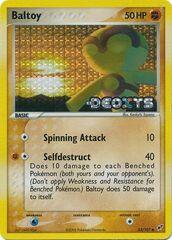 Baltoy - 53/107 - Common - Reverse Holo