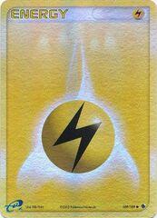 Lightning Energy - 109/109 - Common - Reverse Holo