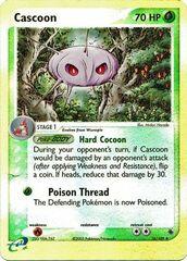 Cascoon - 26/109 - Uncommon - Reverse Holo