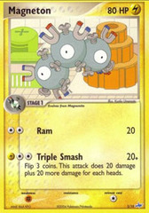 Magneton - 5/10 - Common - Reverse Holo