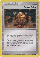 Desert Ruins - 88/101 - Uncommon - Reverse Holo