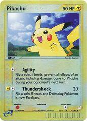 Pikachu - 43/95 - Common - Reverse Holo