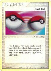 Dual Ball - 72/95 - Uncommon - Reverse Holo