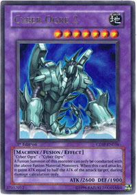Cyber Ogre 2 - CDIP-EN036 - Ultra Rare - Unlimited Edition