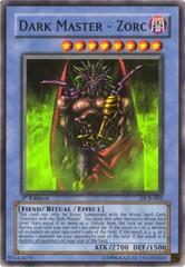 Dark Master - Zorc - DCR-082 - Super Rare - Unlimited Edition