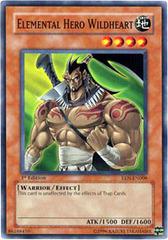 Elemental Hero Wildheart - EEN-EN008 - Common - Unlimited Edition