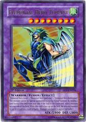 Elemental Hero Tempest - EEN-EN034 - Ultra Rare - Unlimited Edition on Channel Fireball