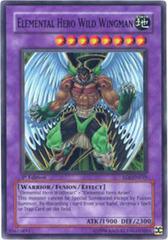Elemental Hero Wild Wingman - EOJ-EN035 - Super Rare - Unlimited Edition