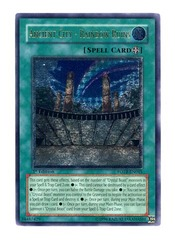 Ancient City - Rainbow Ruins - FOTB-EN045 - Ultimate Rare - Unlimited Edition