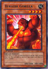 Berserk Gorilla - IOC-013 - Rare - Unlimited Edition