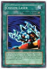 Cyclon Laser - LON-095 - Common - Unlimited Edition on Channel Fireball