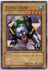 Turtle Tiger - LOB-023 - Common - Unlimited Edition