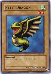 Petit Dragon - LOB-024 - Common - Unlimited Edition