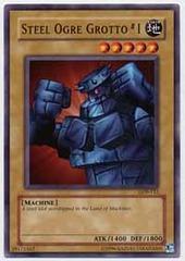 Steel Ogre Grotto #1 - LOB-112 - Common - Unlimited Edition