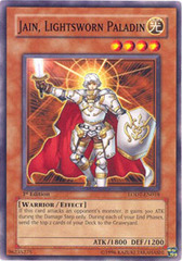 Jain, Lightsworn Paladin - LODT-EN018 - Common - Unlimited Edition
