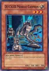 DUCKER Mobile Cannon - LODT-EN037 - Super Rare - Unlimited Edition