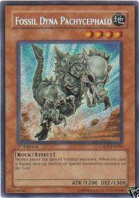 Fossil Dyna Pachycephalo - LODT-EN099 - Secret Rare - Unlimited Edition