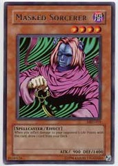 Masked Sorcerer - MRD-019 - Rare - Unlimited Edition on Channel Fireball