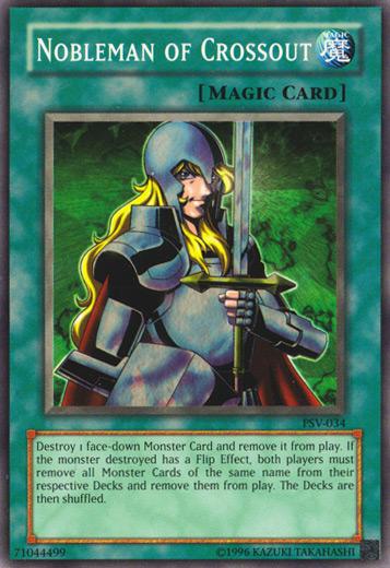 Nobleman of Crossout - PSV-034 - Super Rare - Unlimited Edition