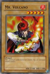Mr. Volcano - PSV-044 - Common - Unlimited Edition