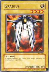 Gradius - PSV-089 - Common - Unlimited Edition
