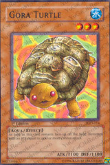 Gora Turtle - PGD-014 - Rare - Unlimited Edition