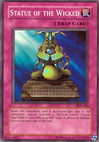 1st Edition Moderately Played PGD-034 Common YuGiOh Book of Taiyou