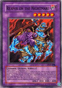 Reaper on the Nightmare - PGD-078 - Super Rare - Unlimited Edition