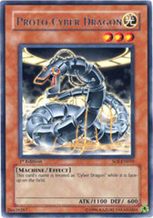 Proto-Cyber Dragon - SOI-EN010 - Rare - Unlimited Edition