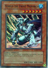 Mobius the Frost Monarch - SOD-EN022 - Super Rare - Unlimited Edition