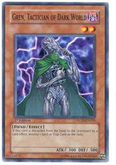 Gren, Tactician of Dark World - STON-EN019 - Common - Unlimited Edition