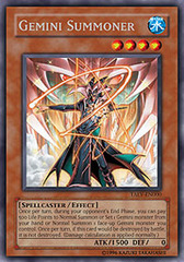Gemini Summoner - TAEV-EN000 - Secret Rare - Unlimited Edition