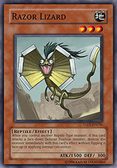 Razor Lizard - TAEV-EN036 - Common - Unlimited Edition
