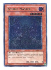 Zombie Master - Ultimate - TAEV-EN039 - Ultimate Rare - Unlimited