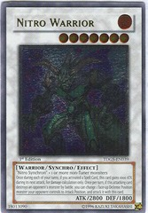 Nitro Warrior - TDGS-EN039 - Ultimate Rare - Unlimited Edition