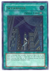 Skyscraper - Ultimate - CRV-EN048 - Ultimate Rare - Unlimited