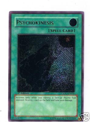 Psychokinesis - CSOC-EN056 - Ultimate Rare - Unlimited Edition