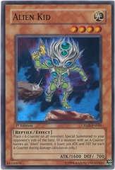 Alien Kid - CRMS-EN084 - Super Rare - Unlimited Edition on Channel Fireball