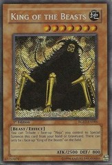 King of the Beasts - RGBT-EN086 - Secret Rare - Unlimited Edition