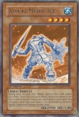 Koa'ki Meiru Ice - RGBT-EN025 - Rare - Unlimited Edition
