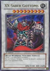 XX-Saber Gottoms - ANPR-EN044 - Ultra Rare - Unlimited Edition