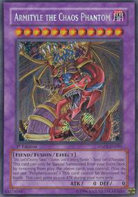 Armityle the Chaos Phantom - ANPR-EN091 - Secret Rare - Unlimited Edition