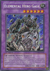 Elemental Hero Gaia - ANPR-EN099 - Secret Rare - Unlimited Edition on Channel Fireball