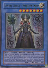 Divine Grace - Northwemko - SOVR-EN039 - Ultra Rare - Unlimited Edition